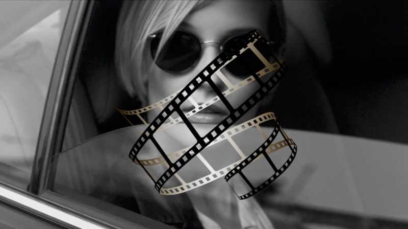 Odinokaya luna Armany eyewear video
