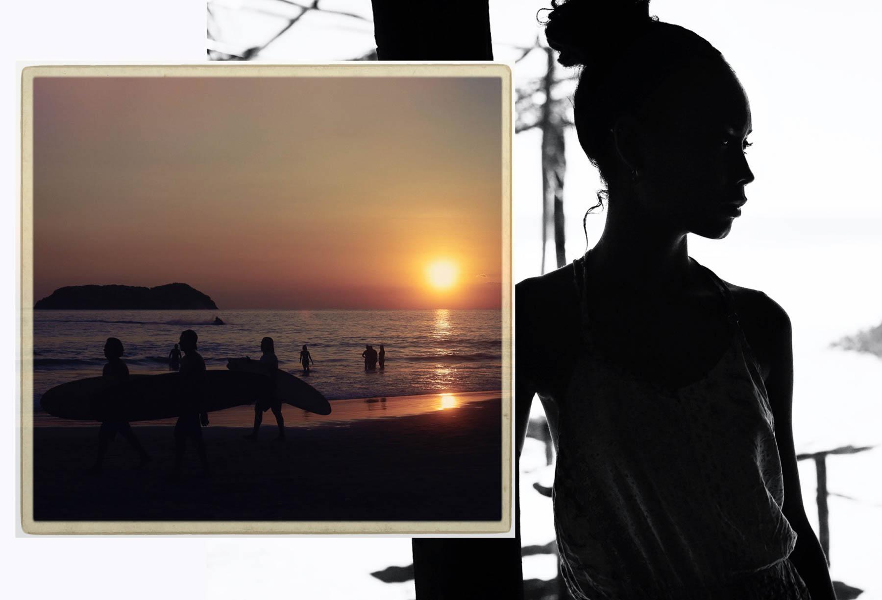 Backlighting - Silhouette