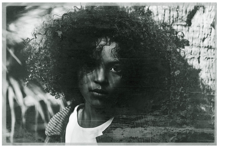 Portrait -m- - Stock photography