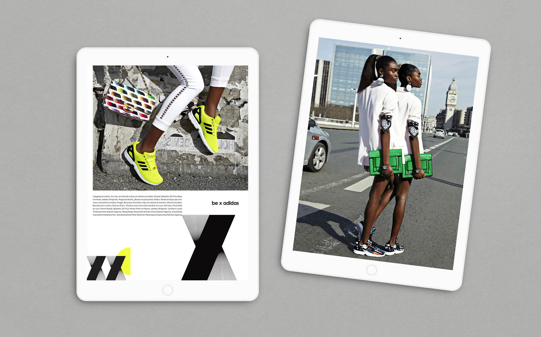 Graphic design - Shoe